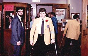 Phil at sweetheart dance 1986